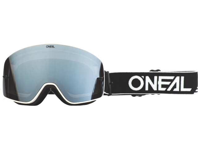 O'Neal B-50 Brille Force black/white